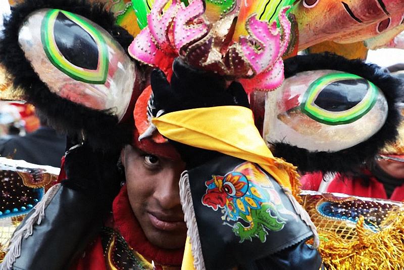 038 Bolivia liburan Diablada