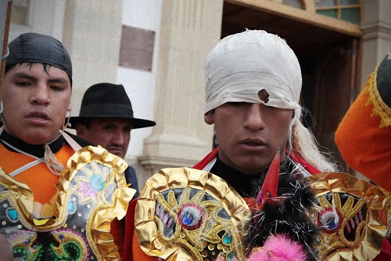 040 Bolivia liburan Diablada
