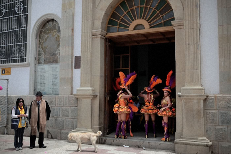 042 Bolivia liburan Diablada