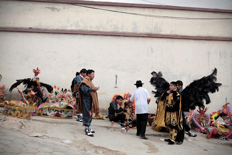 044 Bolivia liburan Diablada