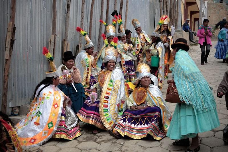 045 Bolivia liburan Diablada