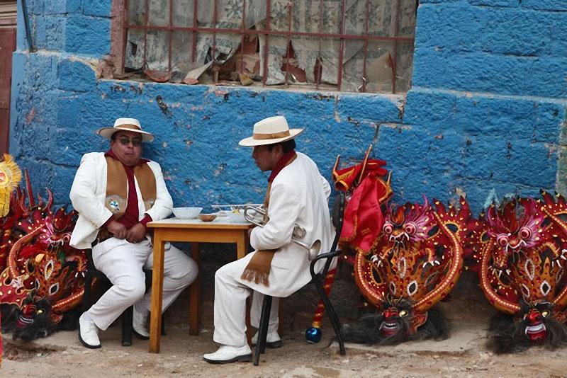 047 Bolivia liburan Diablada