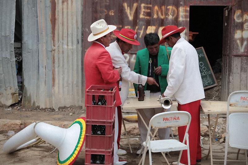 049 Bolivia liburan Diablada
