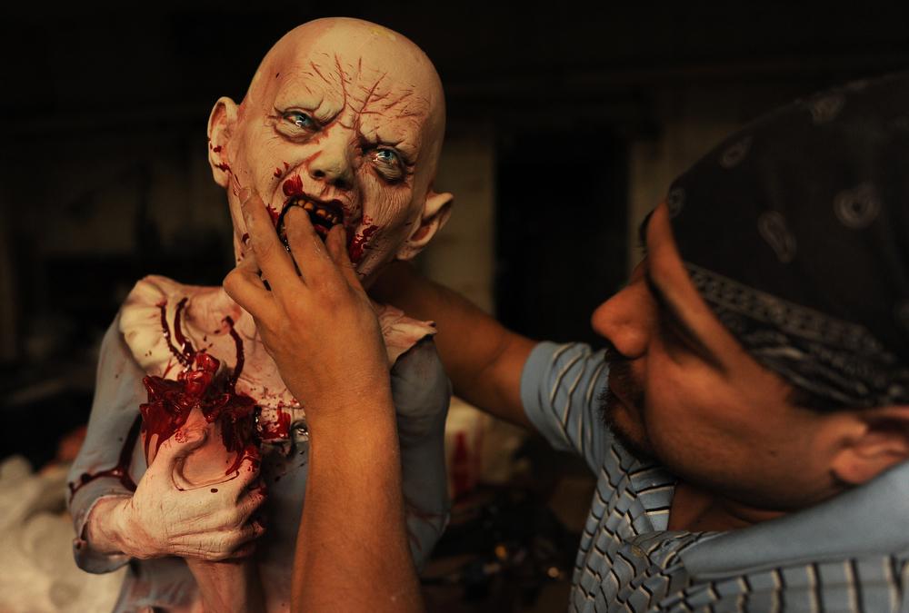 Зомби смотреть ужасы про зомби онлайн