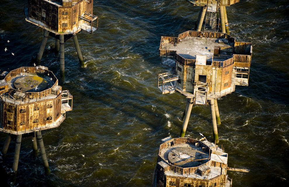10107 Британские морские форты