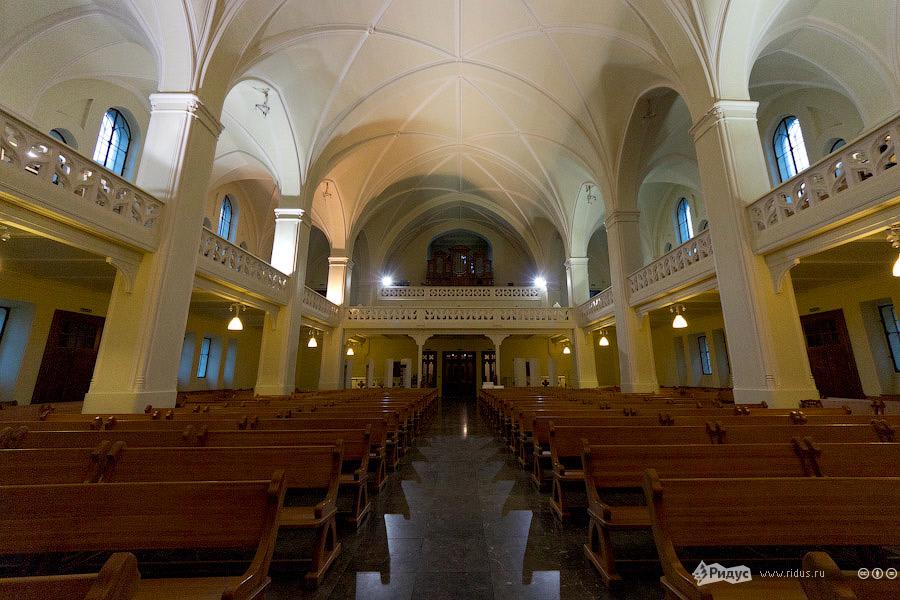 10134 Инославные церкви Москвы