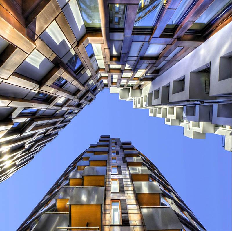 10137 Небо в архитектурной рамке
