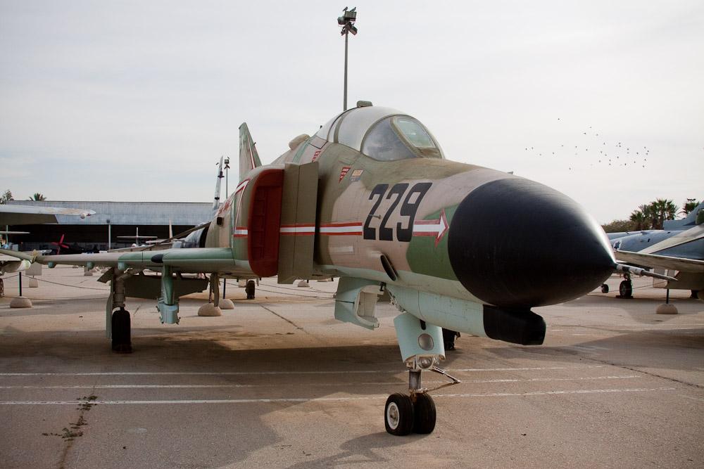 10141 Музей ВВС Израиля