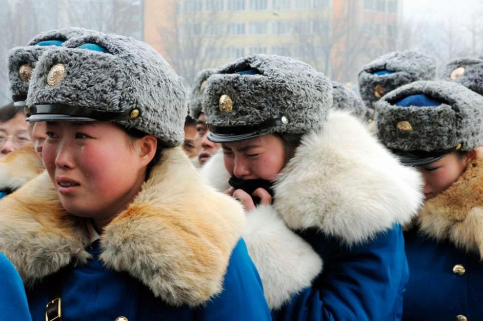 10152 990x659 Северная Корея простилась с Ким Чен Иром