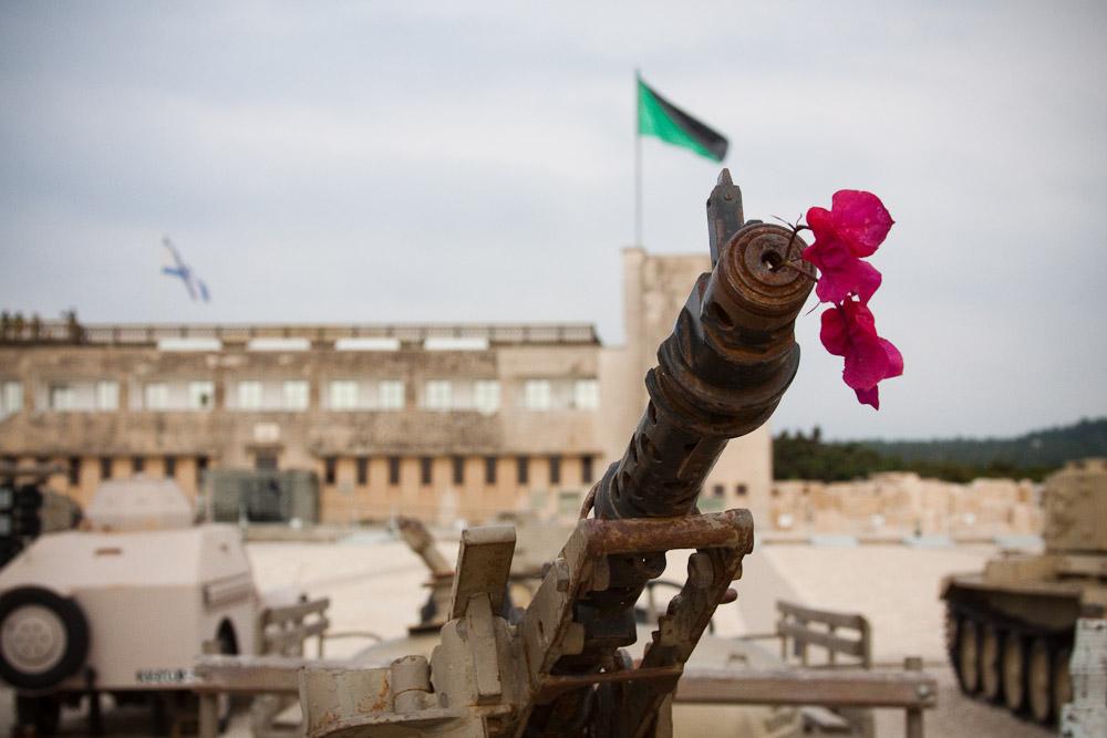 10159 Музей танковых войск в Израиле