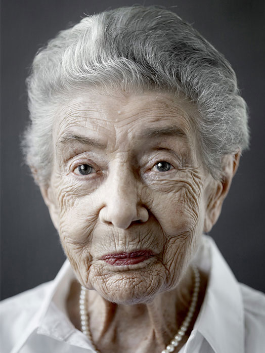 1023 Фотопроект Карстен Тормелен: Столетние
