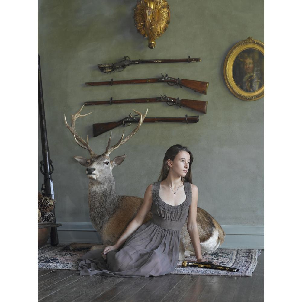 1067 Прекрасный пол и оружие