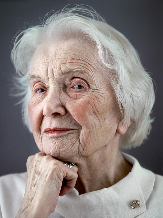 1104 Фотопроект Карстен Тормелен: Столетние