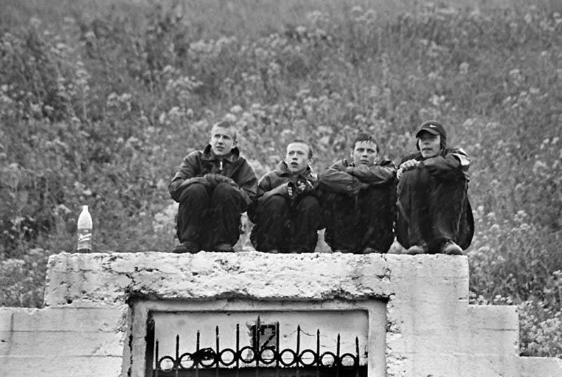 11136 Алик Якубович: фотосерия «Пацаны»