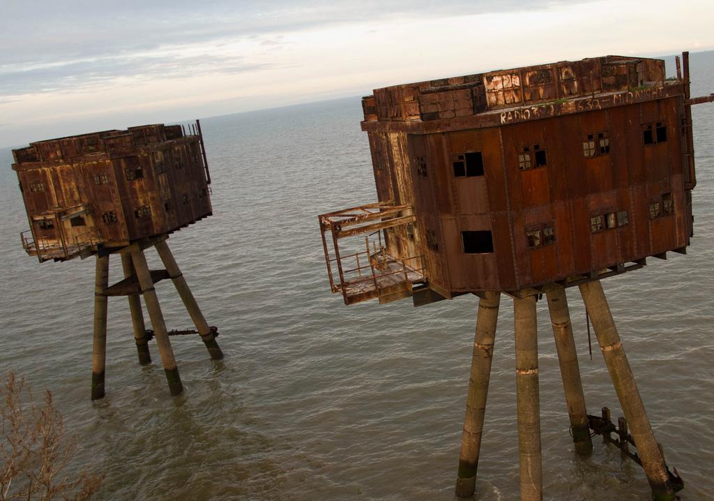 11144 Британские морские форты