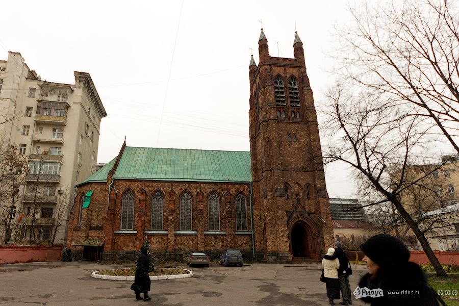 11171 Инославные церкви Москвы