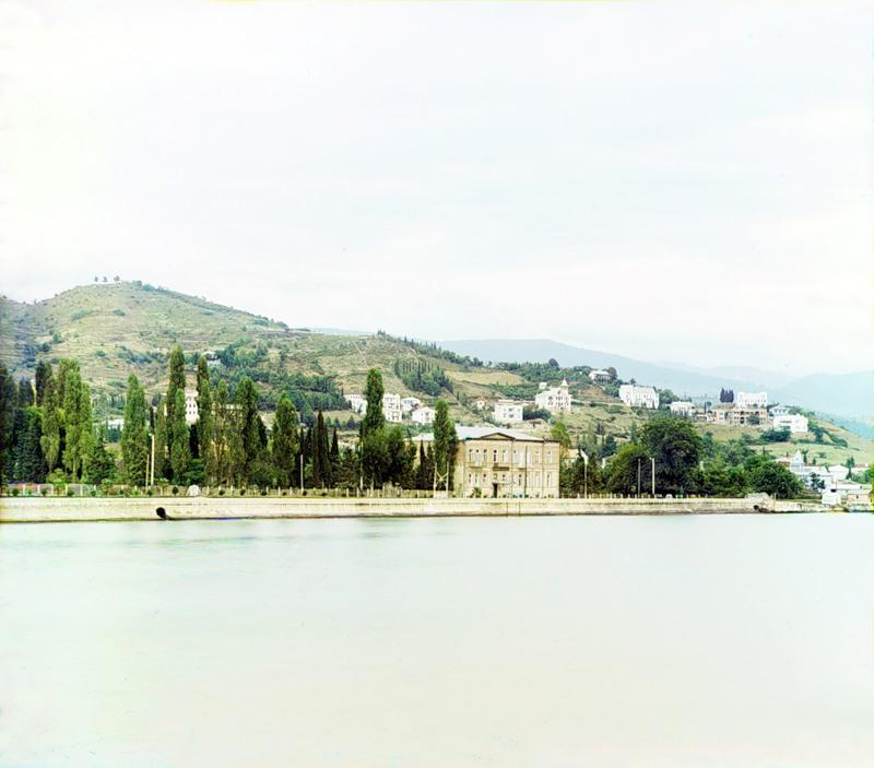 11185 Абхазия на цветных снимках Прокудина Горского 1904 и 1912 гг.