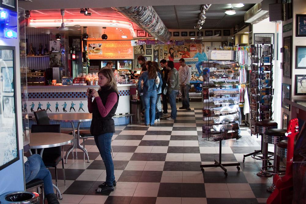 11191 Кафе Elvis в Израиле