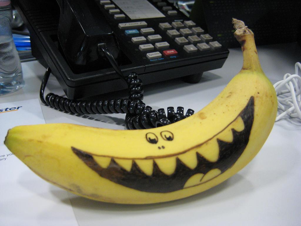 1192 Смешные фрукты