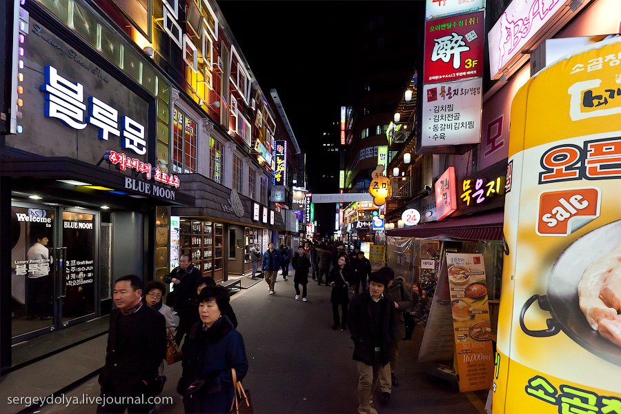 12115 Сеул: Южная Корея