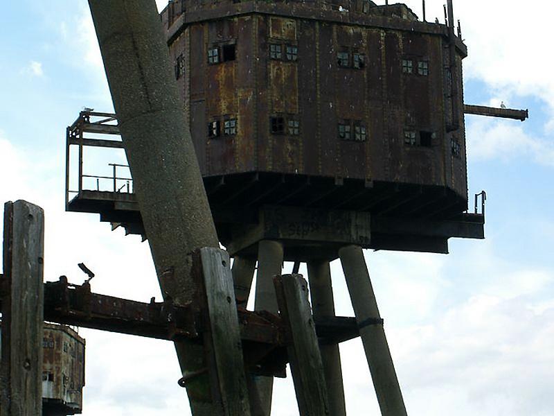 12118 Британские морские форты