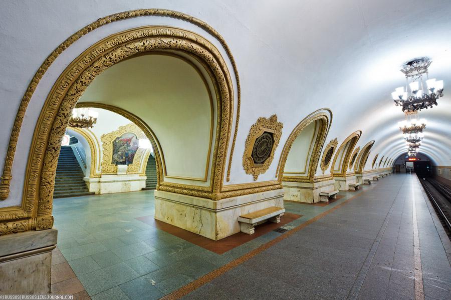 12136 Станция «Киевская кольцевая»