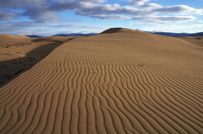 1248 Чарские пески: холодная Сахара Забайкалья