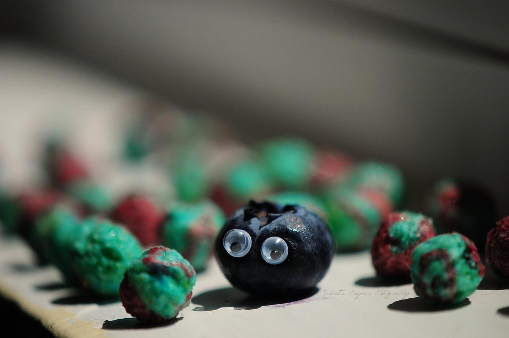 1253 Смешные фрукты
