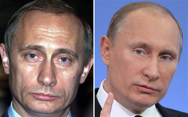 1275  Путин и ботокс