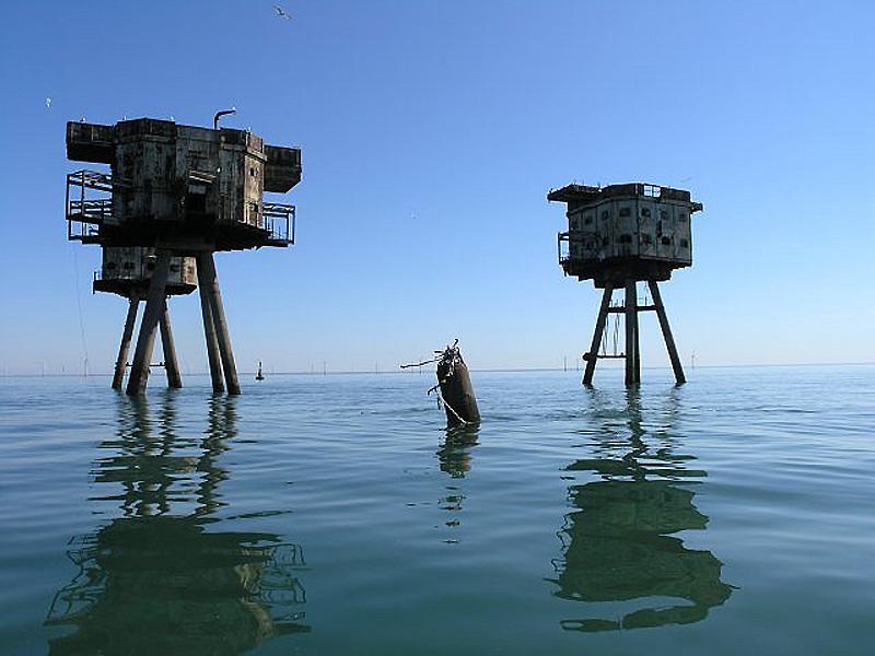 13102 Британские морские форты