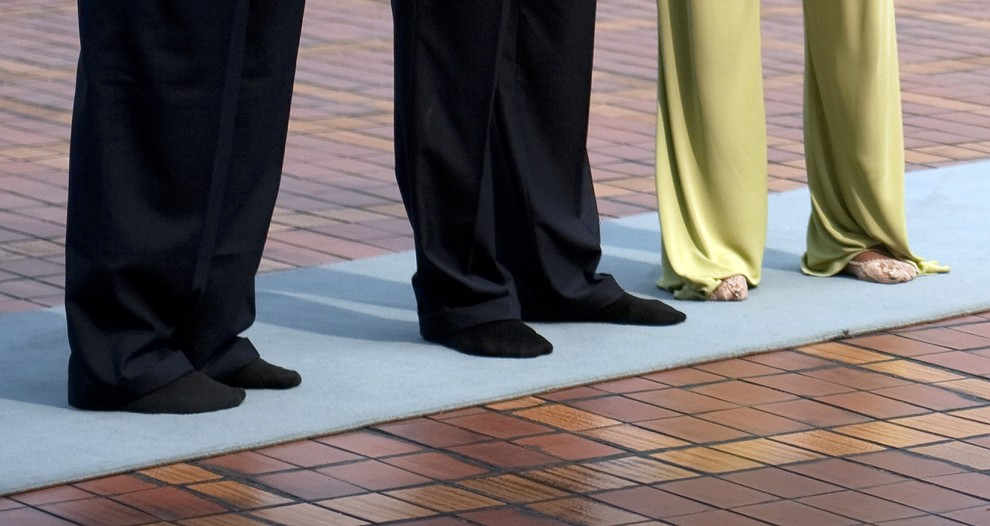 13124 Покажите нам свои ноги