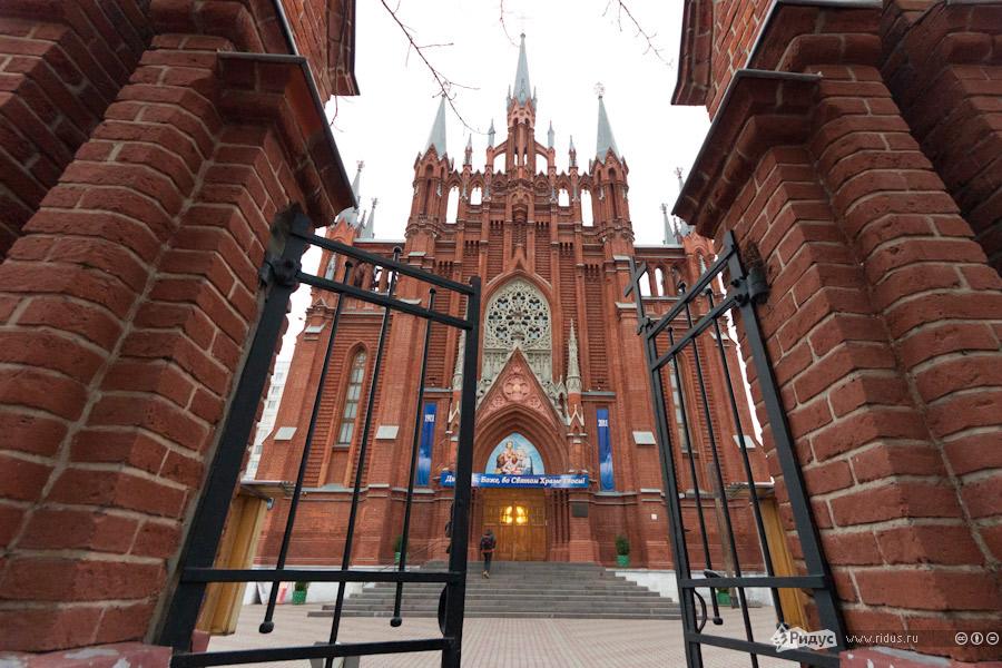 13127 Инославные церкви Москвы