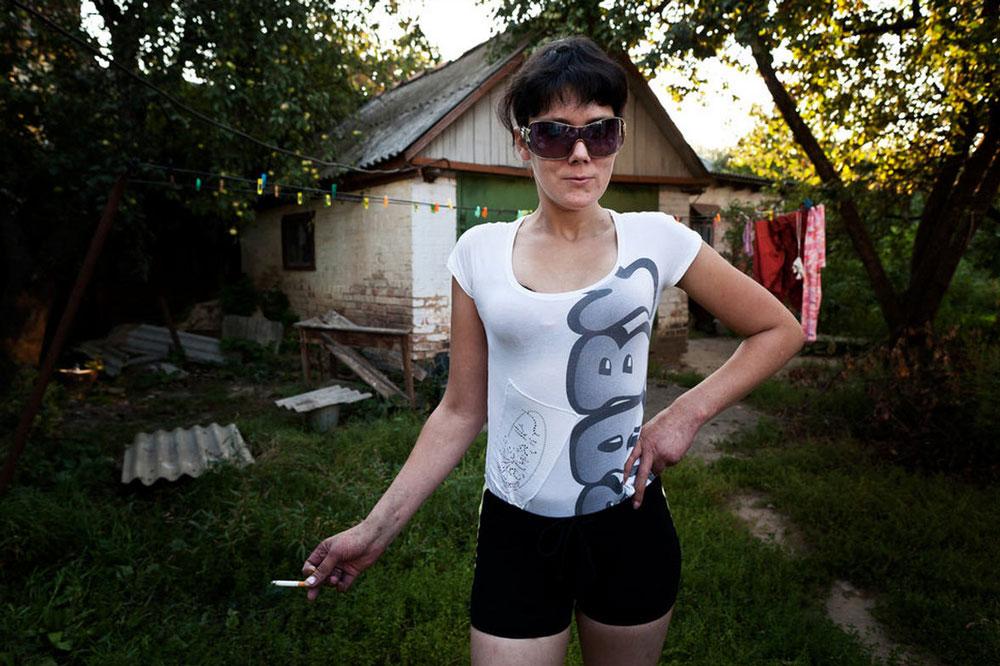 13132 Украина: секс, наркомания, бедность и СПИД в 2011 году