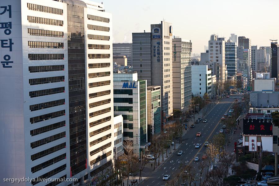 1398 Сеул: Южная Корея