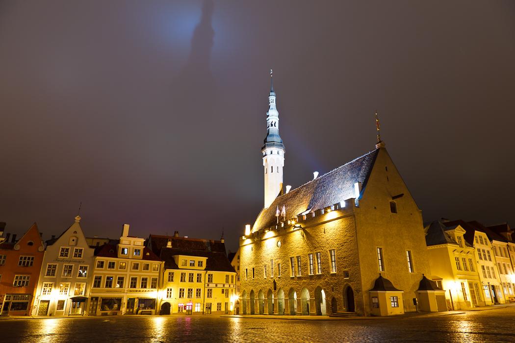 1400 Эстония, Таллин, Ноябрь 2011