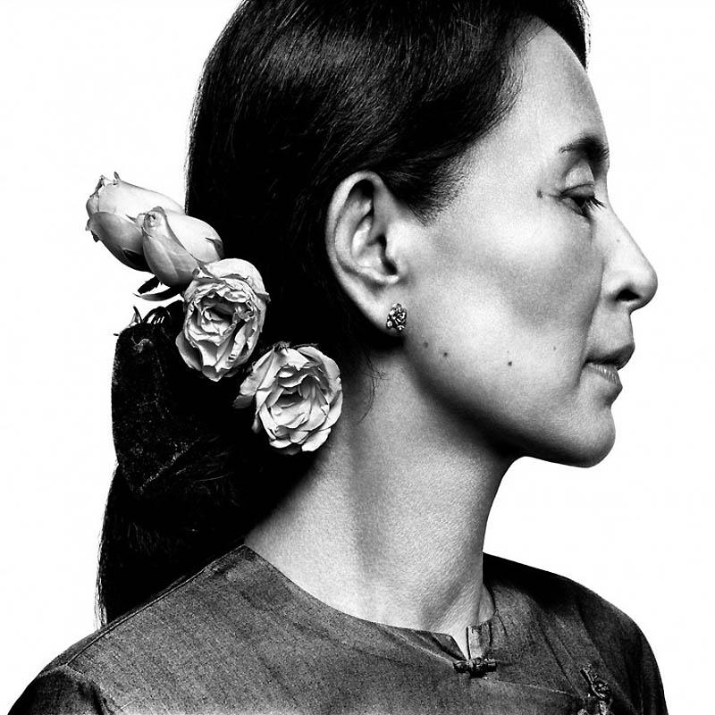 1405 Лучшие портреты от Times 2011 года
