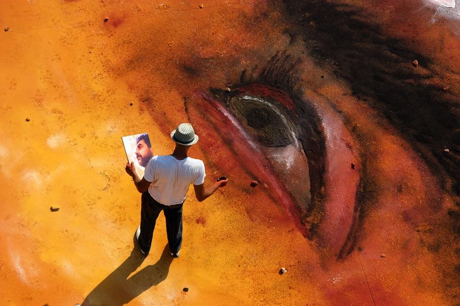 1409 50 лучших работ в жанре стрит арта 2011