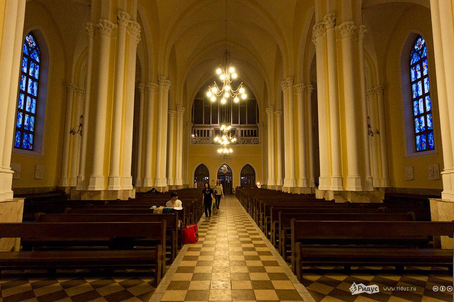 14117 Инославные церкви Москвы