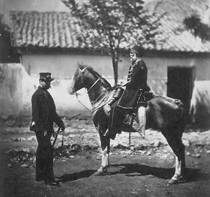 Фотографии Крымской войны 1853–1856 годов