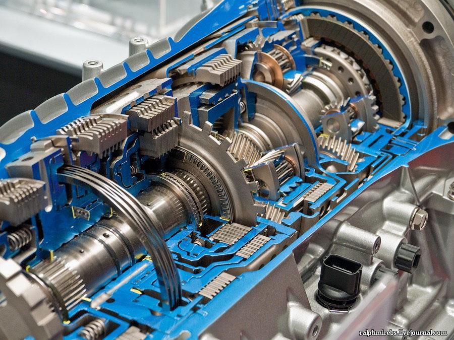 Япония: Двигатели и другие детали