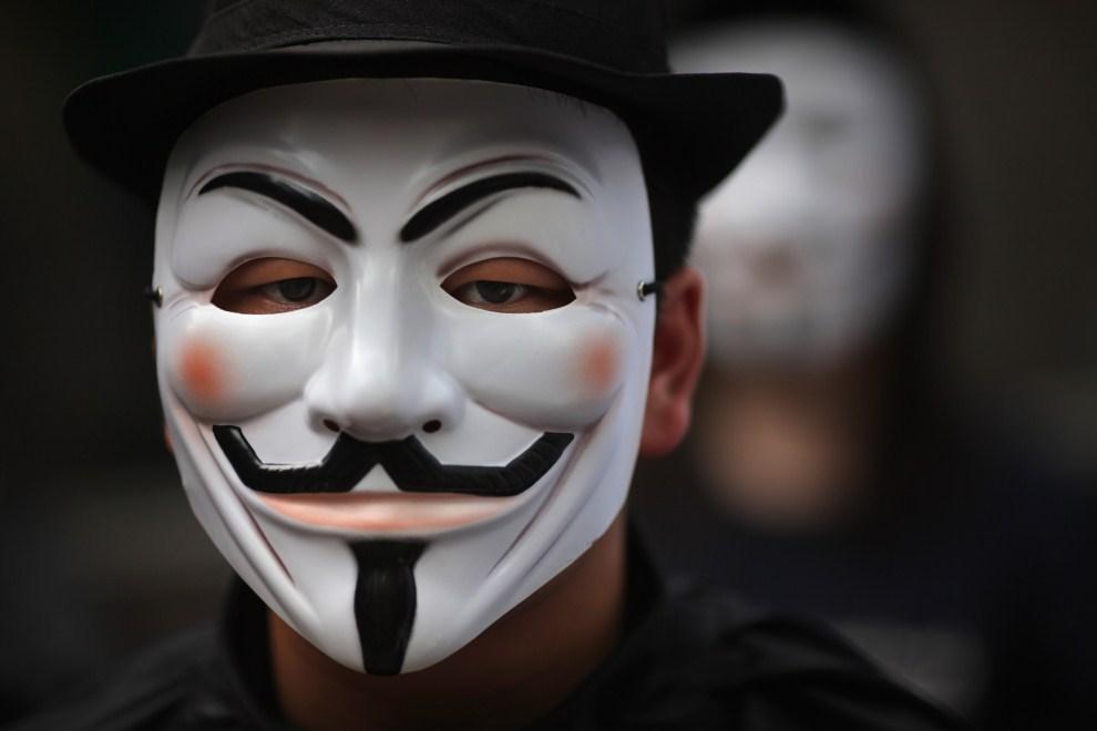 1509 Анонимы со всего света