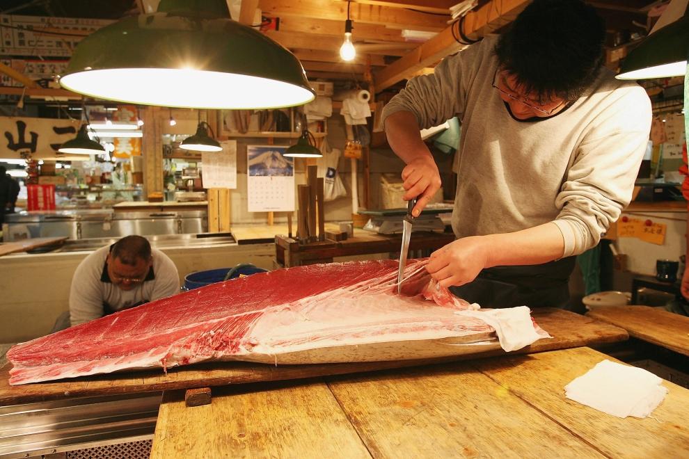 15126 Рыбный рынок Цукидзи