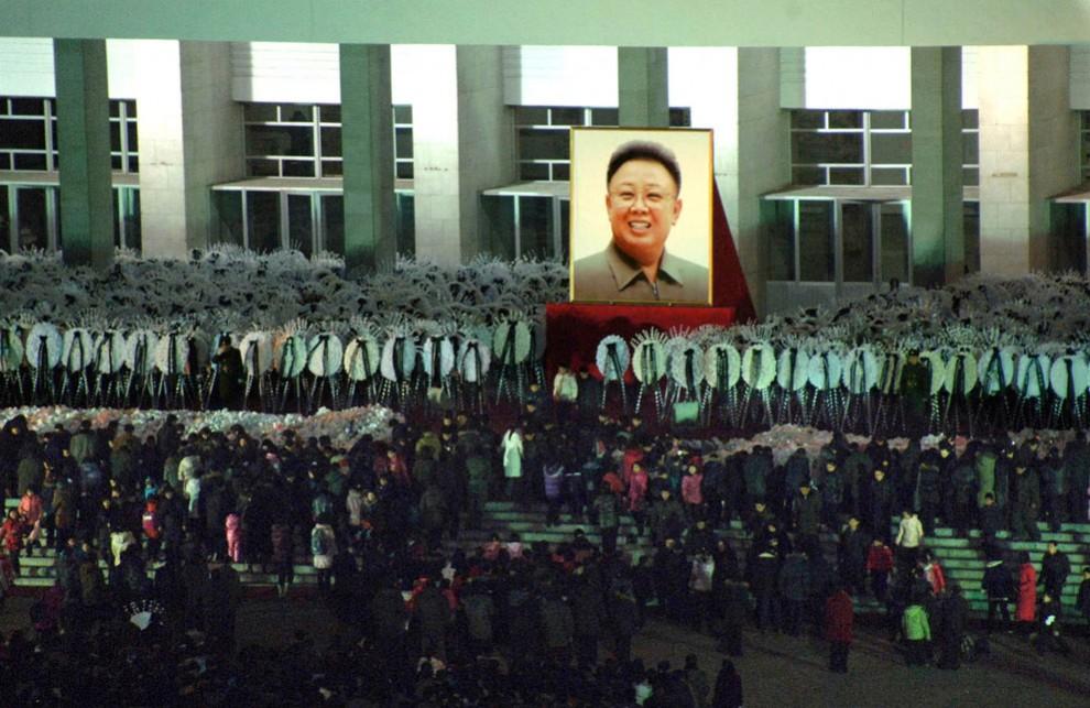 15132 990x643 Северная Корея простилась с Ким Чен Иром