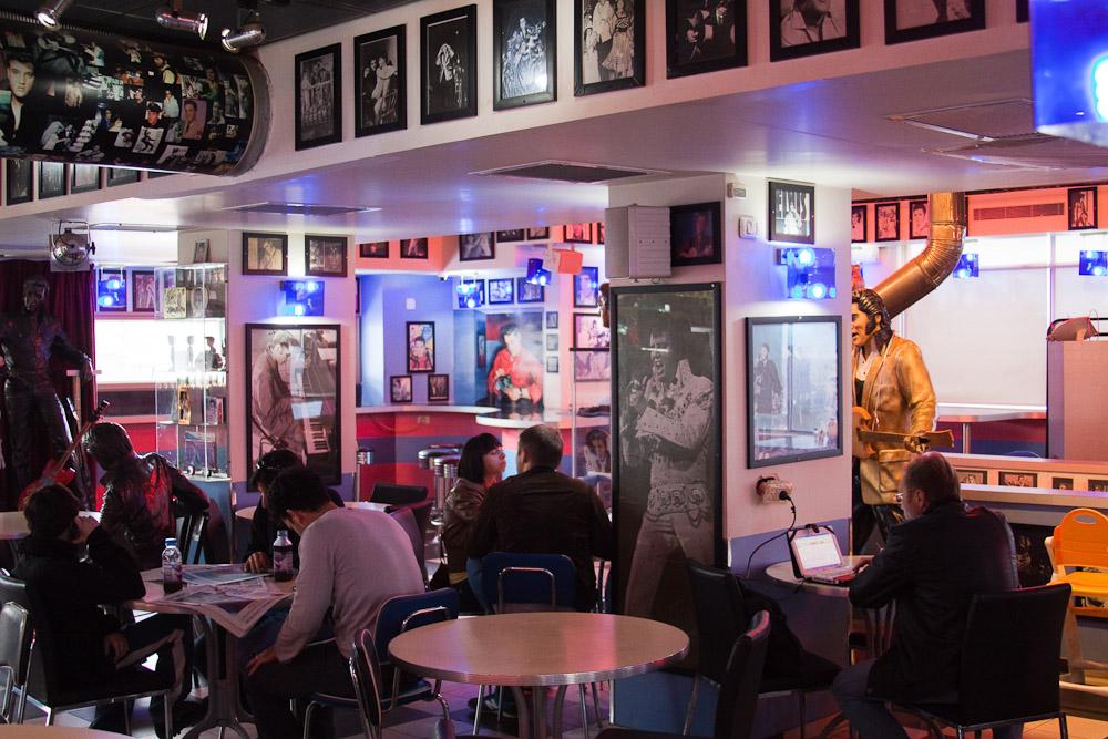 15133 Кафе Elvis в Израиле