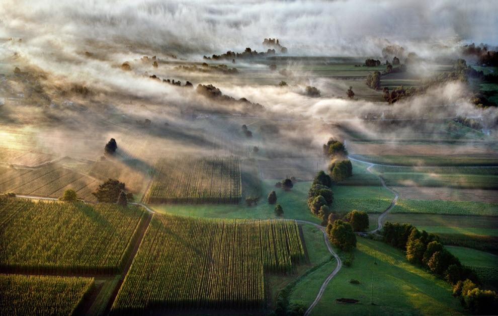 1534 100 изумительных фотографий тумана (часть 2)