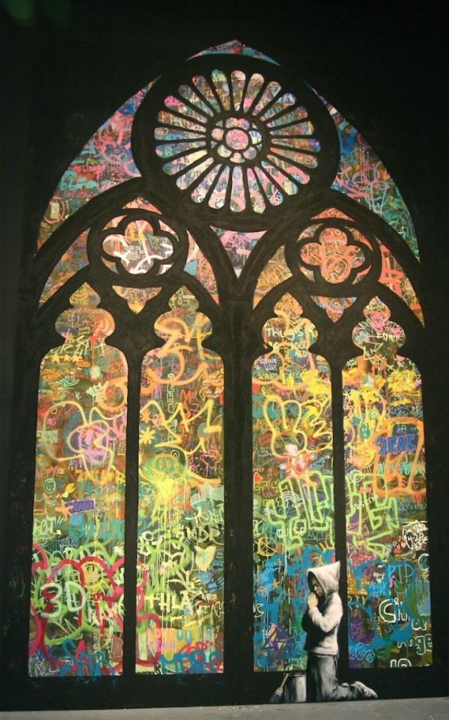 1597 50 лучших работ в жанре стрит арта 2011