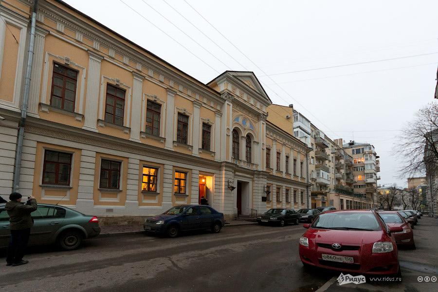 1606 Инославные церкви Москвы