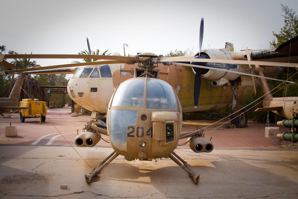 16111 Музей ВВС Израиля