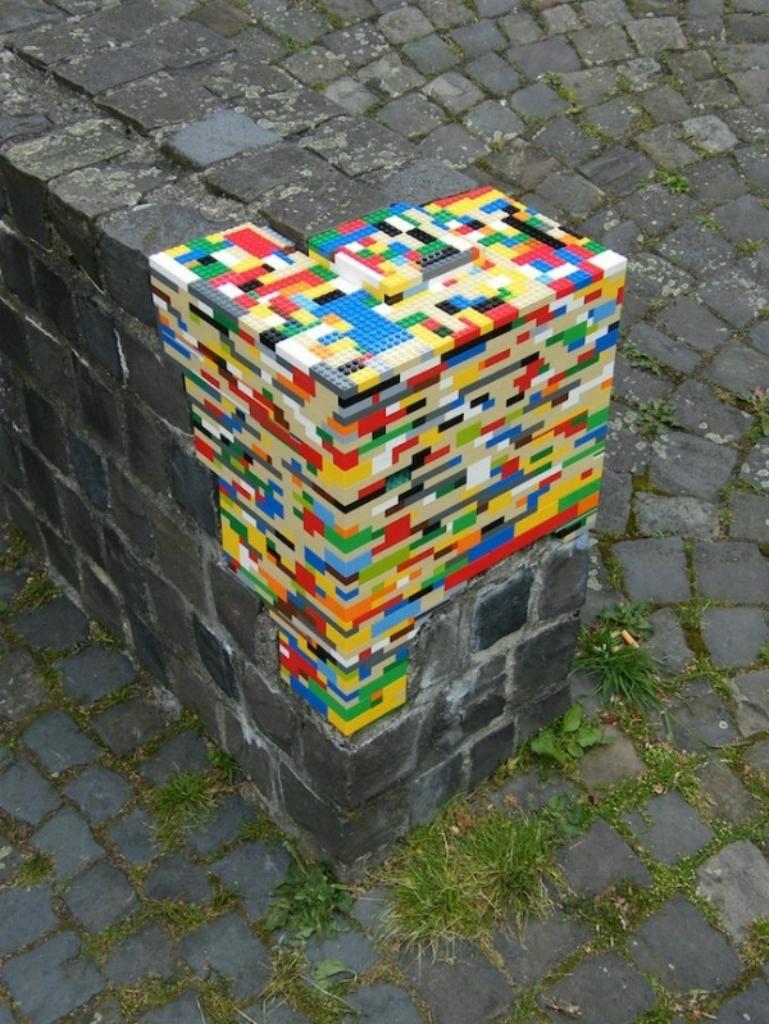 1688 50 лучших работ в жанре стрит арта 2011