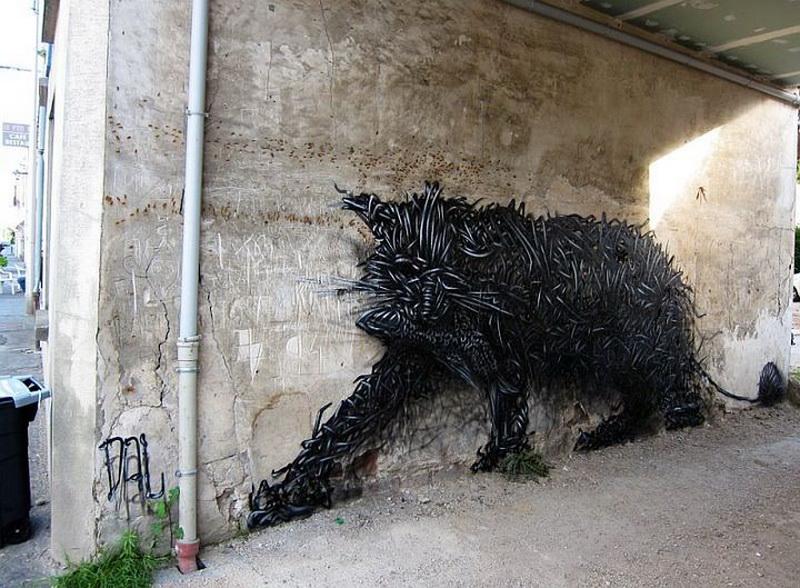 1782 50 лучших работ в жанре стрит арта 2011